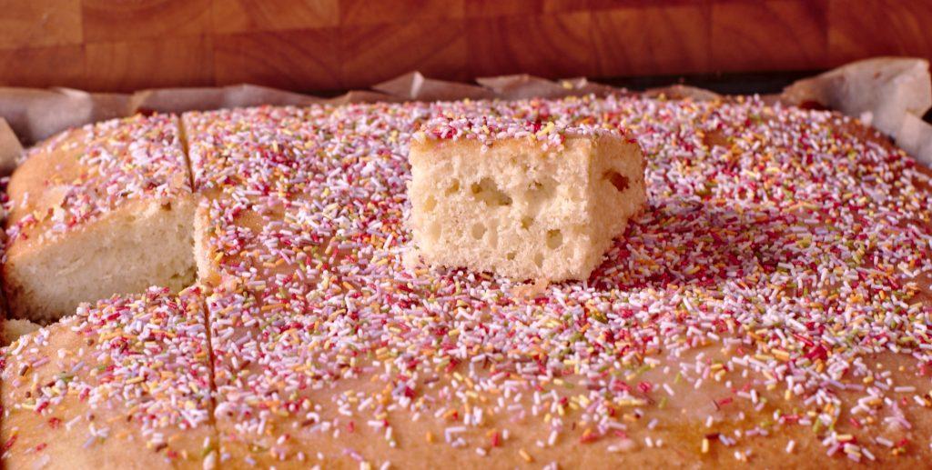 Fantakuchen Als Regenbogen Muffins Preppie And Me