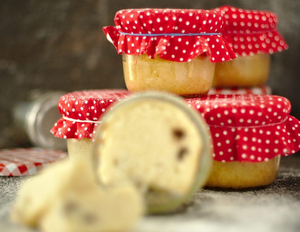 Geschenke aus der Küche -Wir verschenken Kuchen im Glas! – Preppie ...